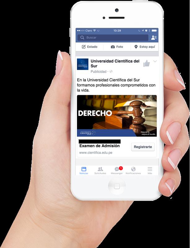Campañas de Facebook Leads