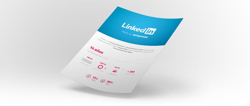 LinkedIn es una red social para profesionales B2B