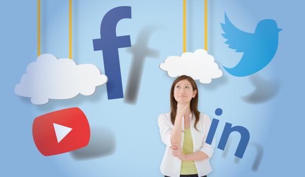 eleccion de redes sociales - social media plan
