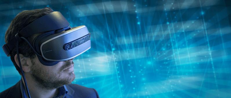 gafas de realidad virtual lenovo