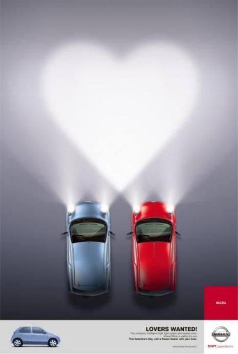 Campaña San Valetin - Nissan