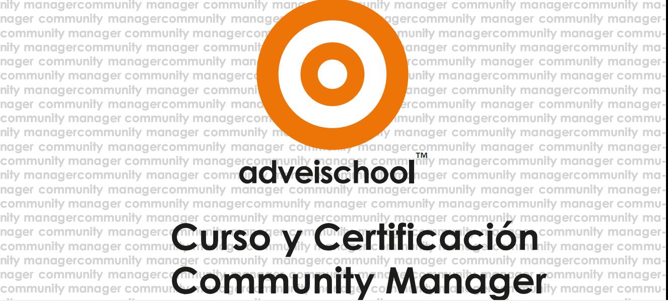 Curso de Community Manager – Adveischool
