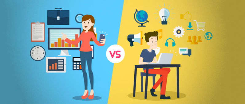 diferencias entre el social media strategist y community manager
