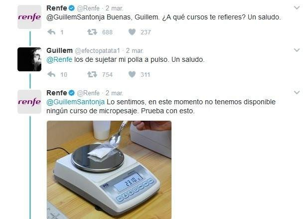 renfe community manager