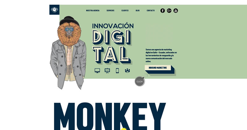 MonkeyPlus BC: ¡Innovación digital!