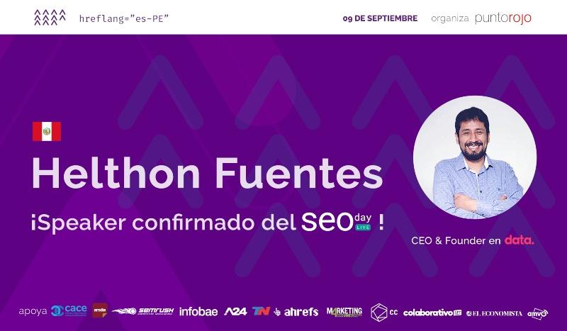 Helthon fuentes en Seoday argentina